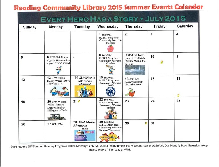 2015 RCL Summer Events pg 3