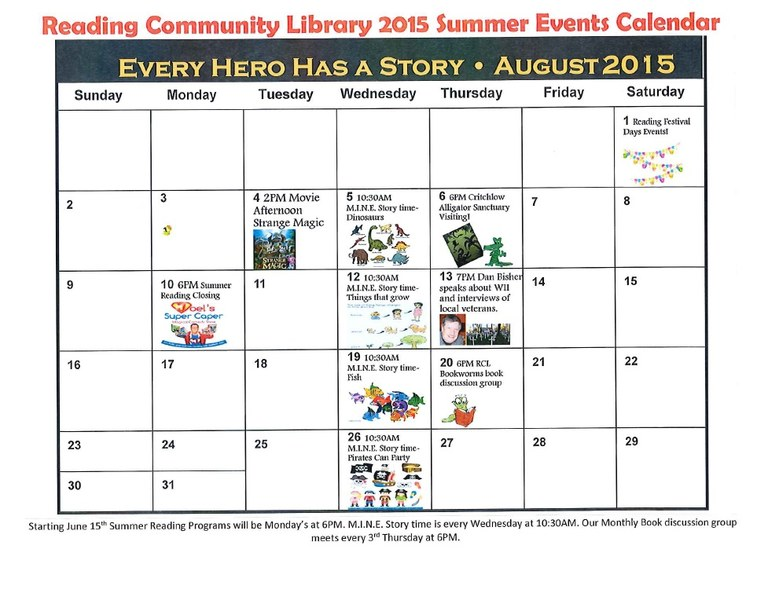 2015 RCL Summer Events pg 4