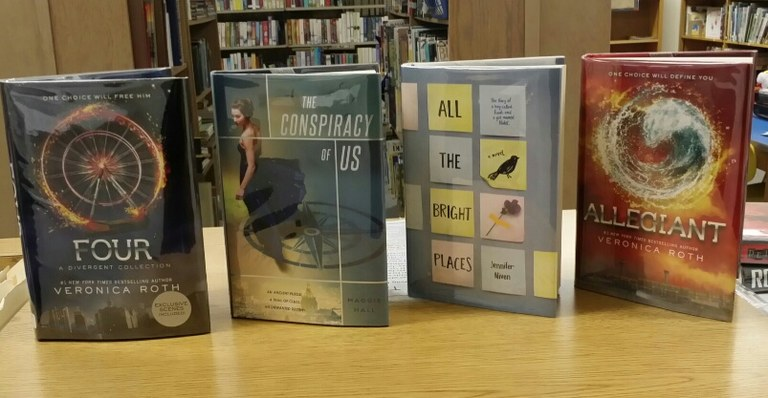 New Young Adult Books